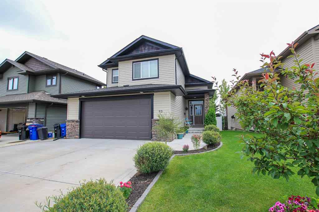 MLS® # A1039075 - 93 Vintage Close  in Valley Ridge Blackfalds, Residential Open Houses