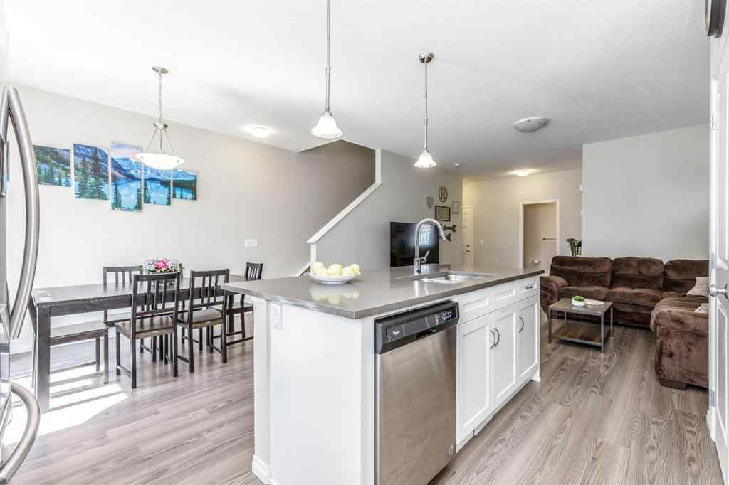 MLS® # A1040193 - 557 Midtown  Street SW in Midtown Airdrie, Residential Open Houses