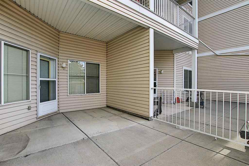 MLS® # A1041463 - Unit #102 305 1  Avenue NW in Downtown Airdrie, Residential Open Houses