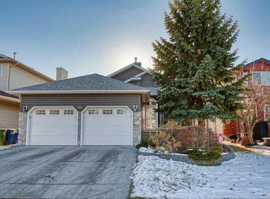 MLS® # A1041711 - 2391 Morris  Crescent SE in Meadowbrook Airdrie, Residential Open Houses