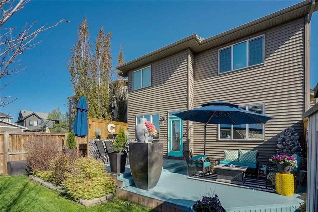 MLS® # A1041717 - 207 Cooperstown   SW in Coopers Crossing Airdrie, Residential Open Houses