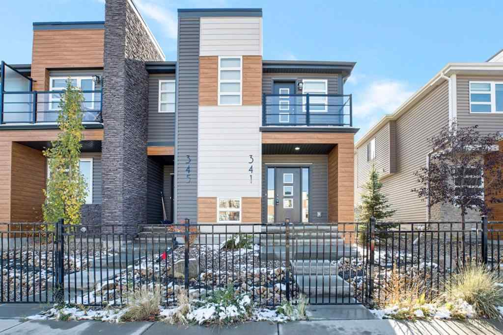 MLS® # A1042691 - 341 Midtown  Gate SW in Midtown Airdrie, Residential Open Houses