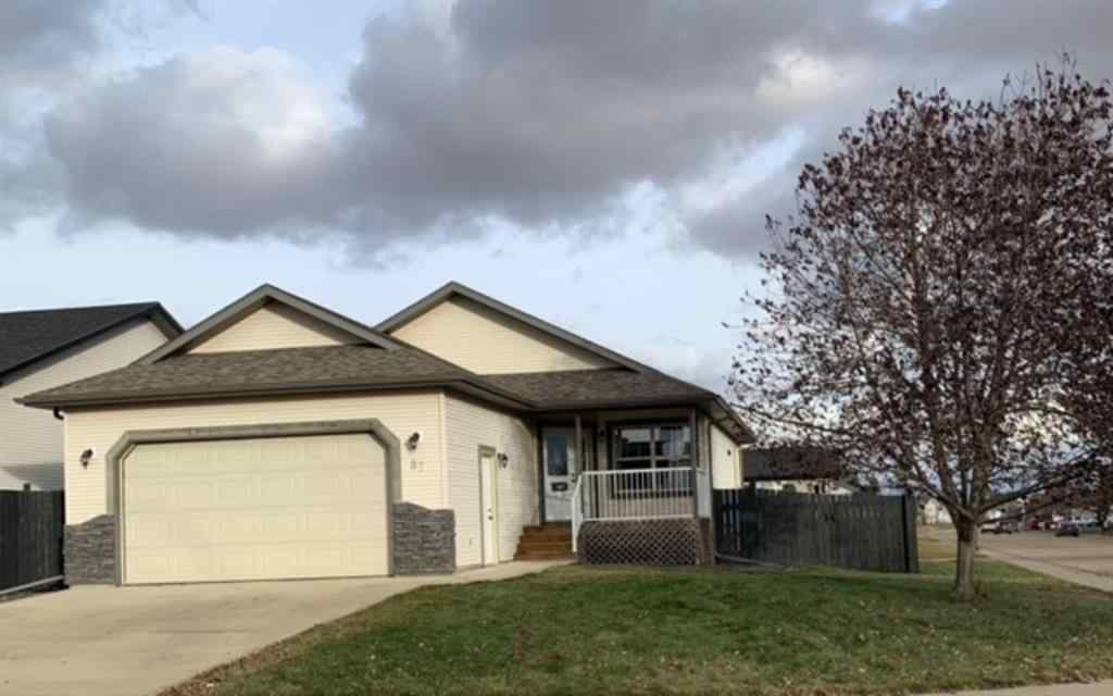 MLS® # A1044131 - 87 Plumtree Crescent  in Panorama Estates Blackfalds, Residential Open Houses