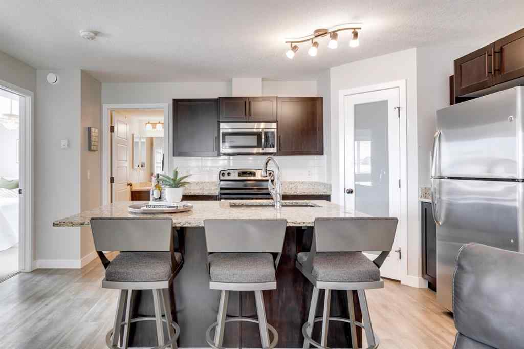 MLS® # A1045277 - Unit #7101 2781 Chinook Winds Drive SW in Prairie Springs Airdrie, Residential Open Houses