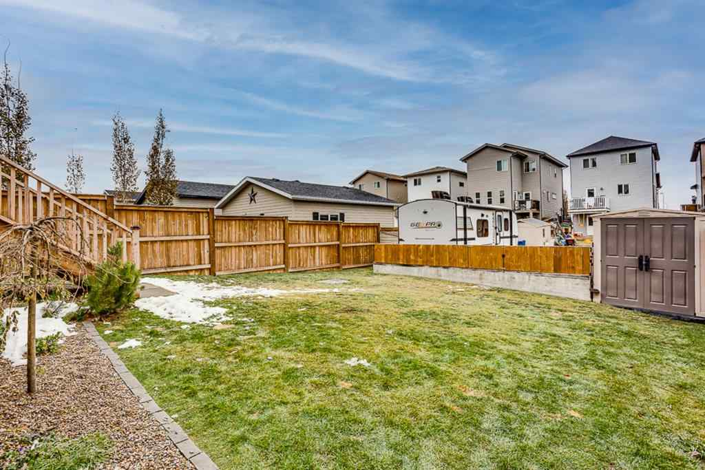 MLS® # A1045309 - 2318 Reunion Street NW in Reunion Airdrie, Residential Open Houses