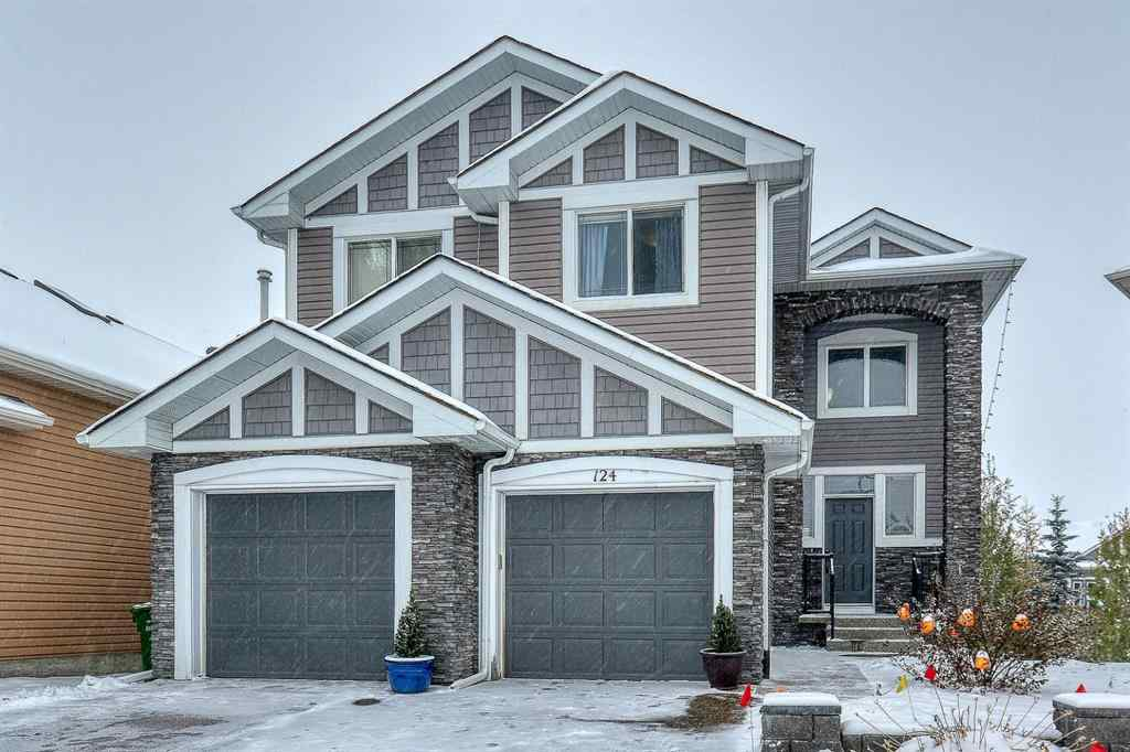 MLS® # A1046126 - 124 Bayside Landing SW in Bayside Airdrie, Residential Open Houses