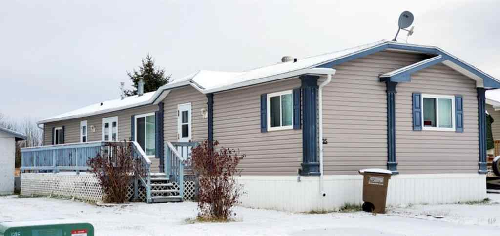 MLS® # A1048513 - #25, 2501 41 Avenue   in Athabasca Town Athabasca, Mobile Open Houses