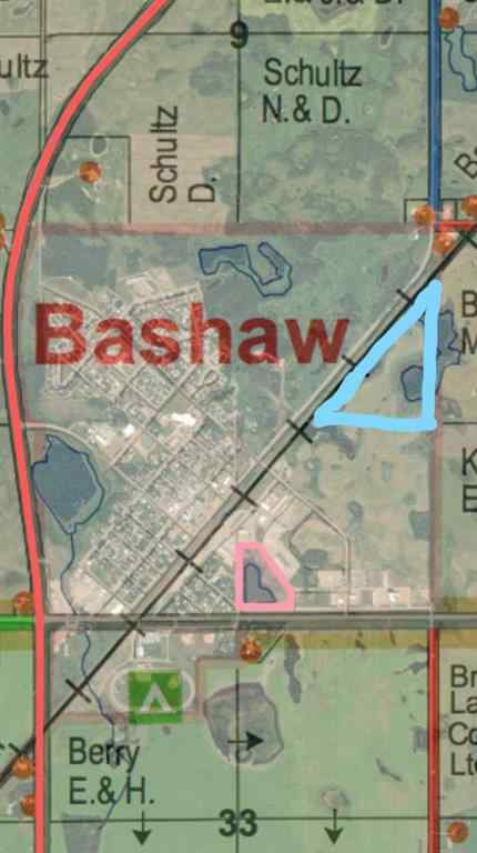 MLS® # A1052993 - ON Highway 21A   in Bashaw Bashaw, Land Open Houses