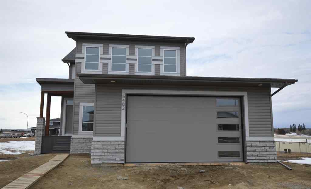MLS® # A1054348 - 5402 Vista Trail  in Valley Ridge Blackfalds, Residential Open Houses
