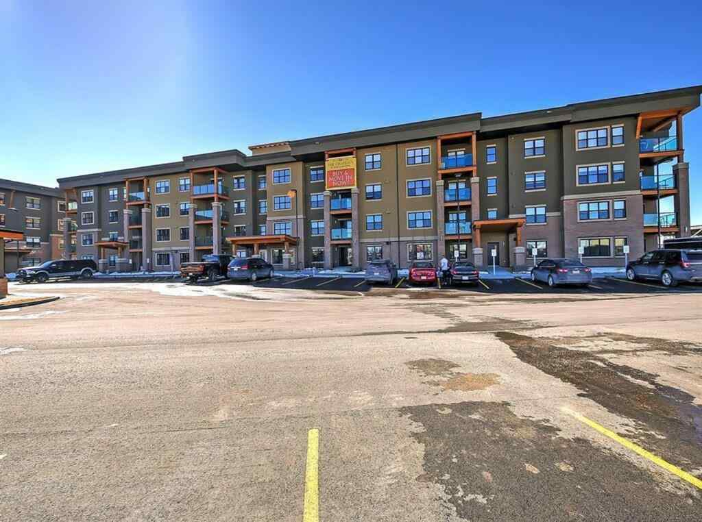 MLS® # A1054486 - Unit #1307 10 Market Boulevard SE in Kings Heights Airdrie, Residential Open Houses
