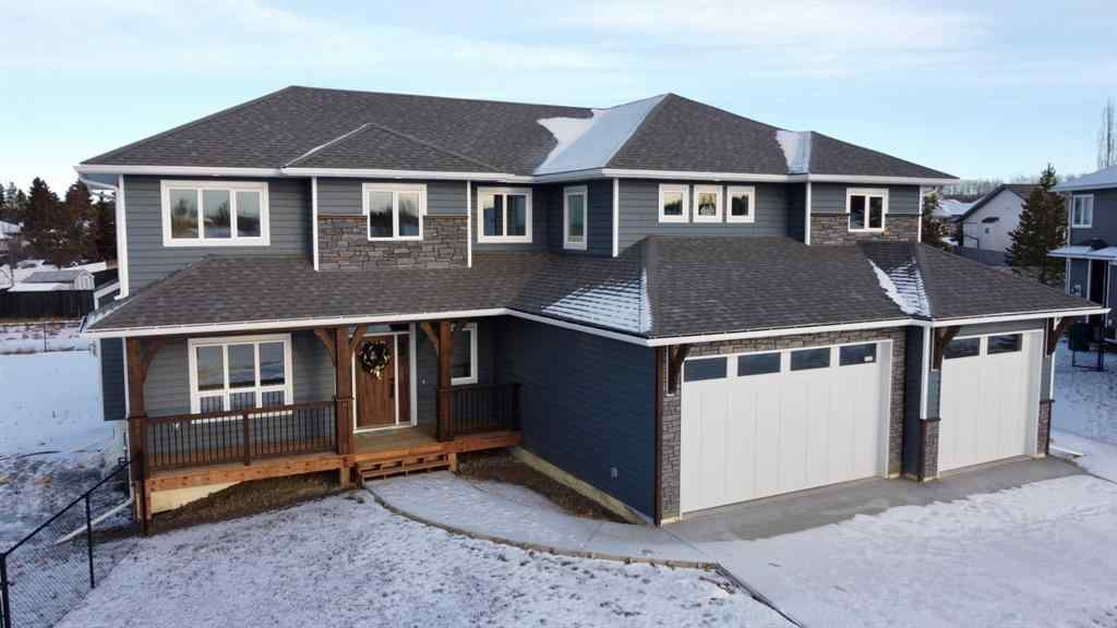 MLS® # A1056496 - 811 Cherry  Close  in NONE Beaverlodge, Residential Open Houses
