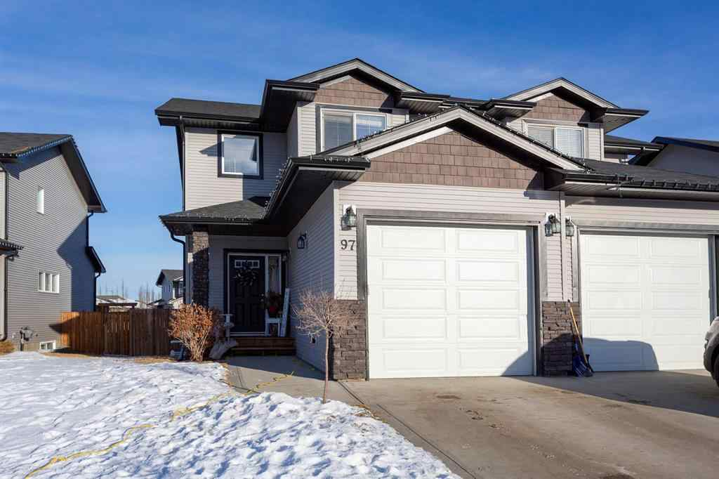 MLS® # A1057778 - 97 Piper Close  in Panorama Estates Blackfalds, Residential Open Houses