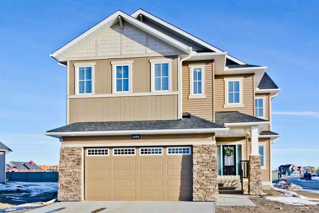 MLS® # A1058156 - 1158 Bayside Drive SW in Bayside Airdrie, Residential Open Houses