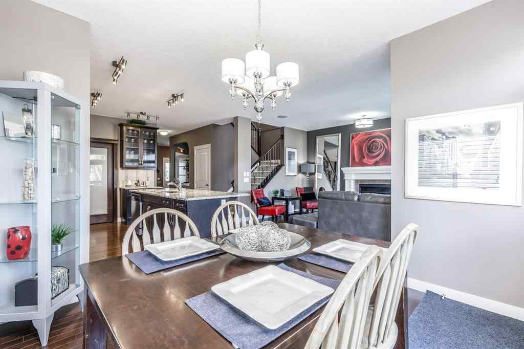 MLS® # A1059354 - 1321 Ravenswood Drive SE in Ravenswood Airdrie, Residential Open Houses