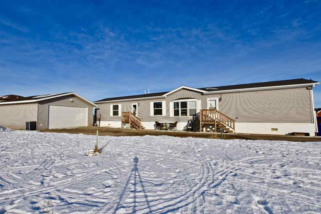 MLS® # A1059444 - 51 Mckay Place  in Mckay Ranch Blackfalds, Mobile Open Houses