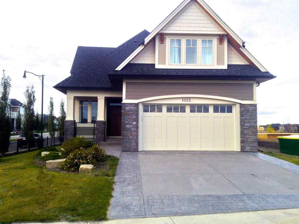 MLS® # A1059805 - 1025 Coopers Drive SW in Coopers Crossing Airdrie, Residential Open Houses