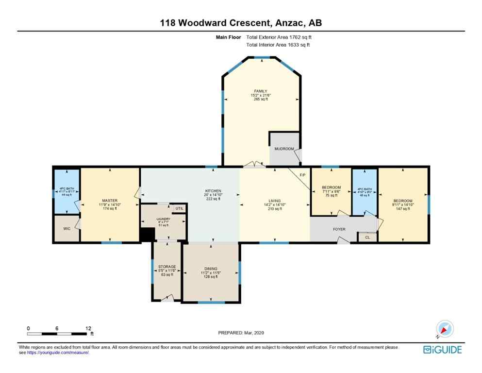 MLS® # A1062544 - 118  Woodward Crescent  in NONE Anzac, Residential Open Houses