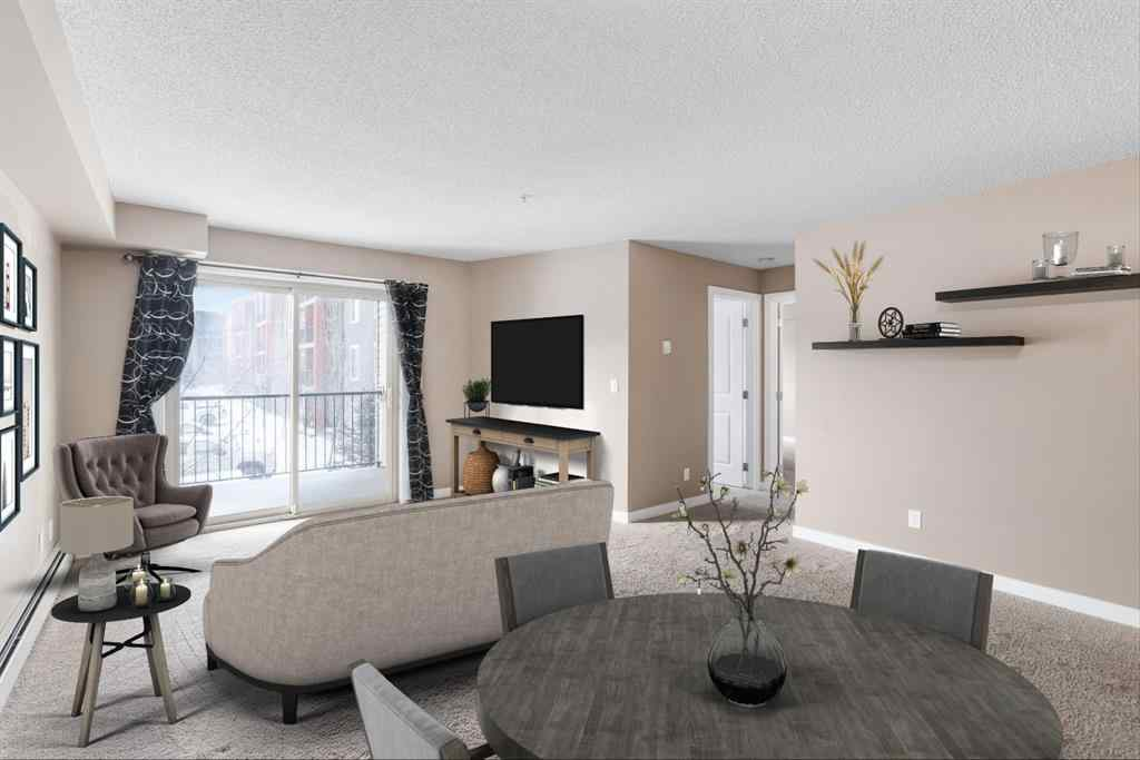 MLS® # A1064246 - Unit #8204 403 Mackenzie Way SW in Downtown Airdrie, Residential Open Houses