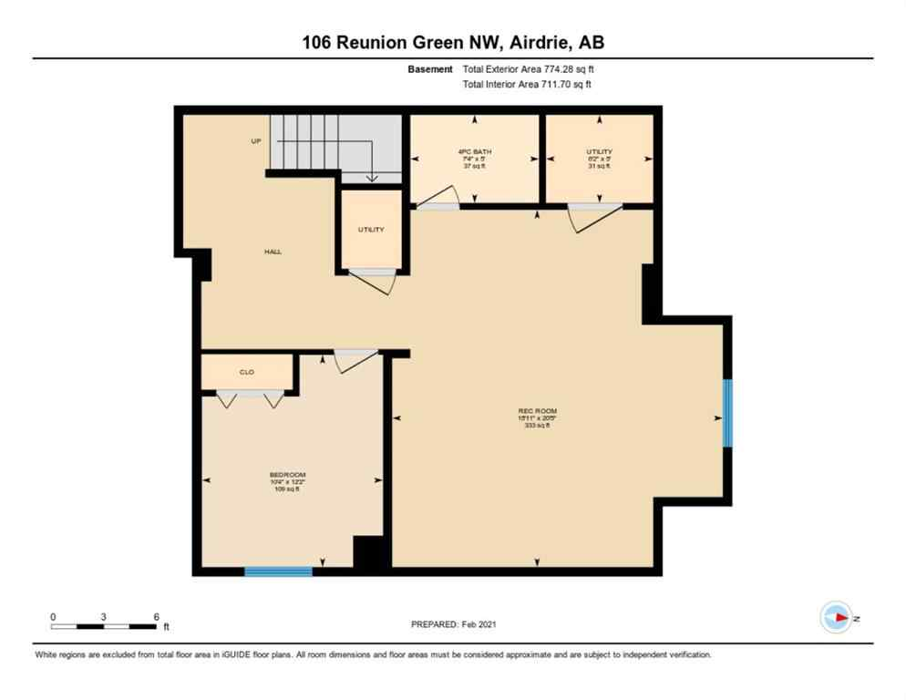 MLS® # A1065745 - 106 Reunion Green NW in Reunion Airdrie, Residential Open Houses