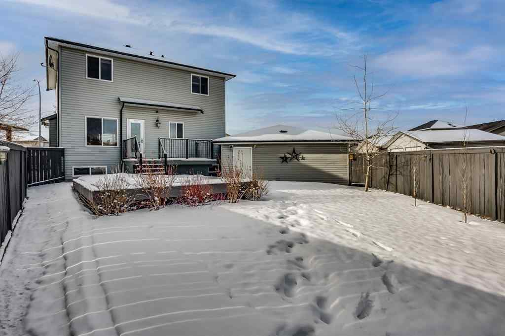MLS® # A1065884 - 444 WILLOWBROOK Close NW in Willowbrook Airdrie, Residential Open Houses