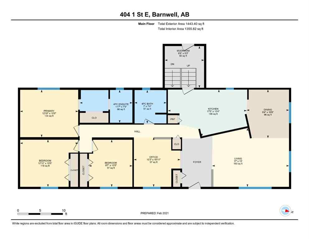 MLS® # A1067213 - 404 1 Street   in NONE Barnwell, Residential Open Houses
