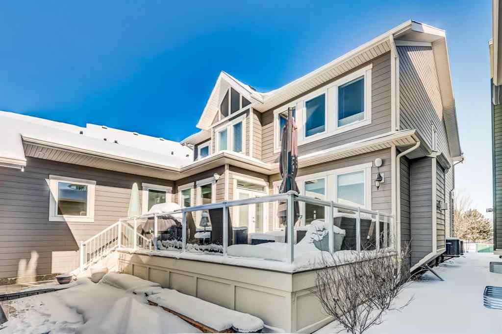 MLS® # A1068121 - 46 Cooperstown Court SW in Coopers Crossing Airdrie, Residential Open Houses