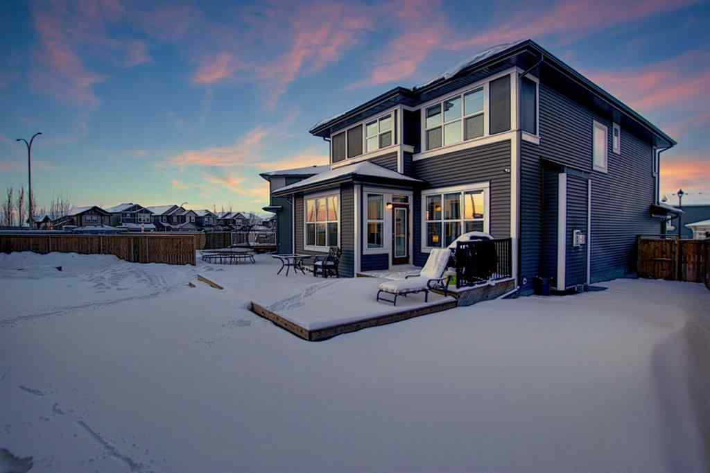 MLS® # A1068336 - 278 Kingfisher Crescent SE in Kings Heights Airdrie, Residential Open Houses