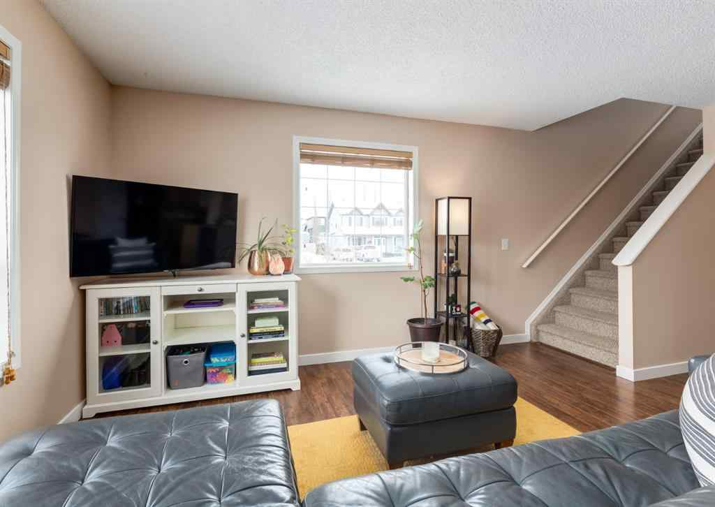 MLS® # A1068981 - Unit #4 156 Canoe Drive SW in Canals Airdrie, Residential Open Houses