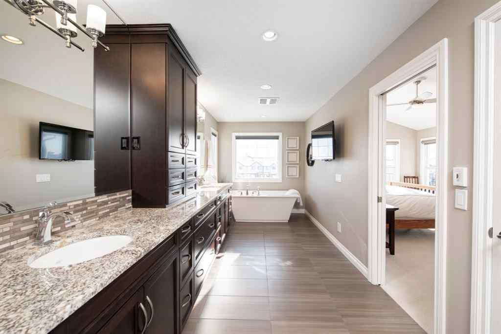 MLS® # A1069374 - 2281 Bayside Circle SW in Bayside Airdrie, Residential Open Houses