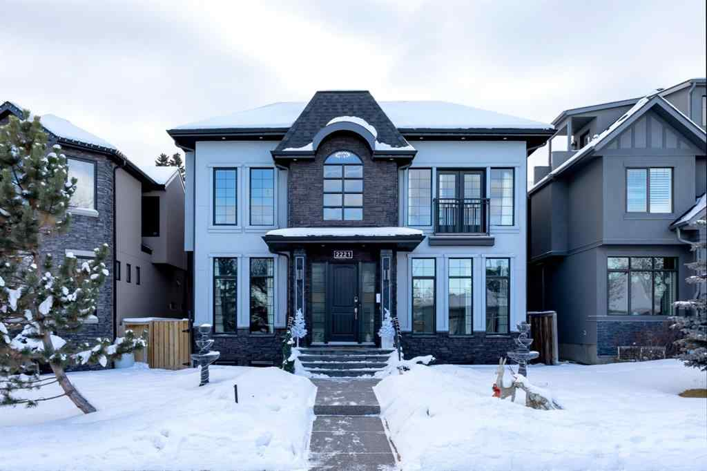 MLS® # A1070839 - 2221 24A Street SW in Richmond Calgary, Residential Open Houses