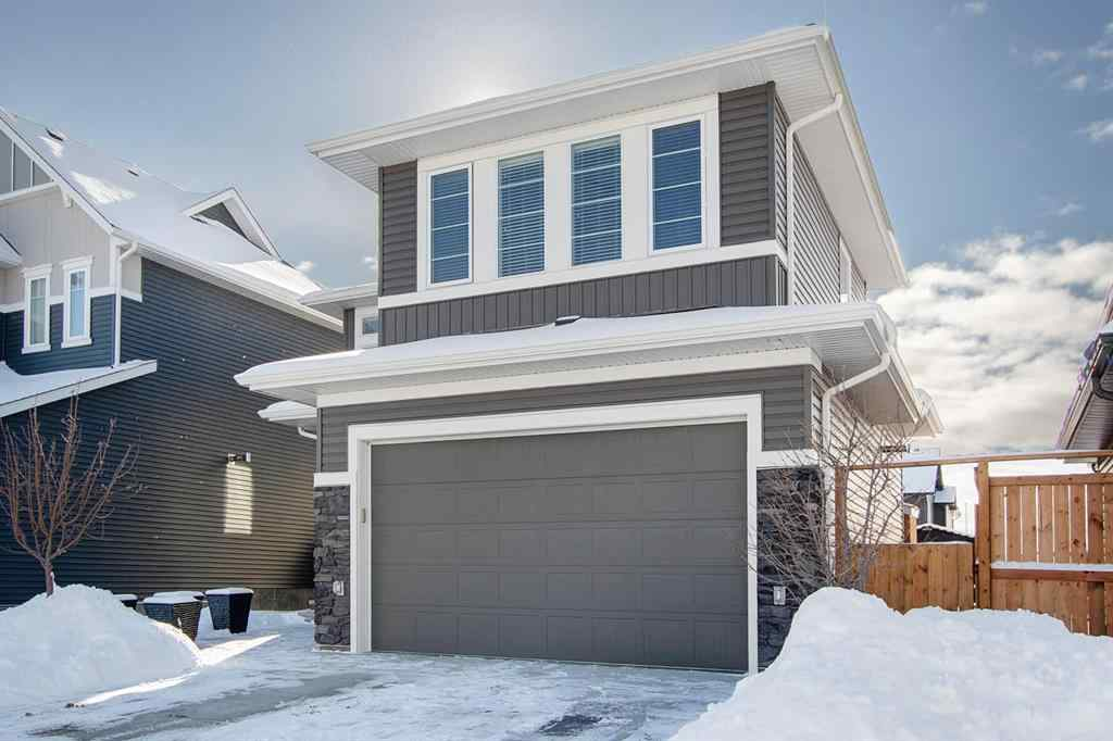 MLS® # A1071280 - 1543 Ravensmoor Way SE in Ravenswood Airdrie, Residential Open Houses