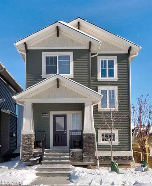 MLS® # A1071353 - 118 Ravenstern Crescent SE in Ravenswood Airdrie, Residential Open Houses