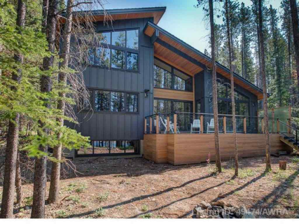 MLS® # AW49474 - 57 LAKESHORE DRIVE   in  Rural Kananaskis ID, Residential Open Houses