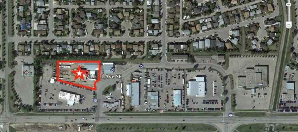MLS® # C4275440 - 710 11 Avenue SE in NONE High River, Commercial Open Houses