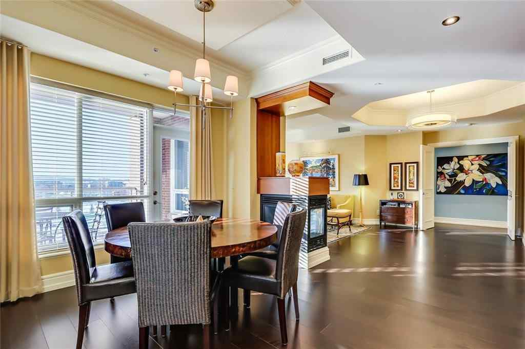 MLS® # C4283432 - Unit #801 690 PRINCETON Way SW in  Calgary, Residential Open Houses