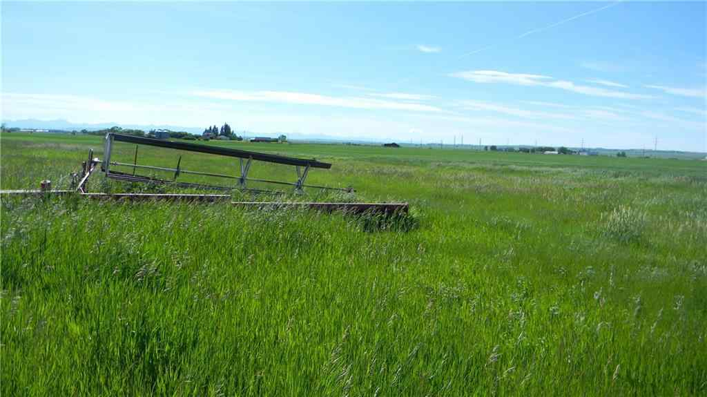 MLS® # C4287064 -  498 Avenue  in NONE Rural Foothills County, Land Open Houses