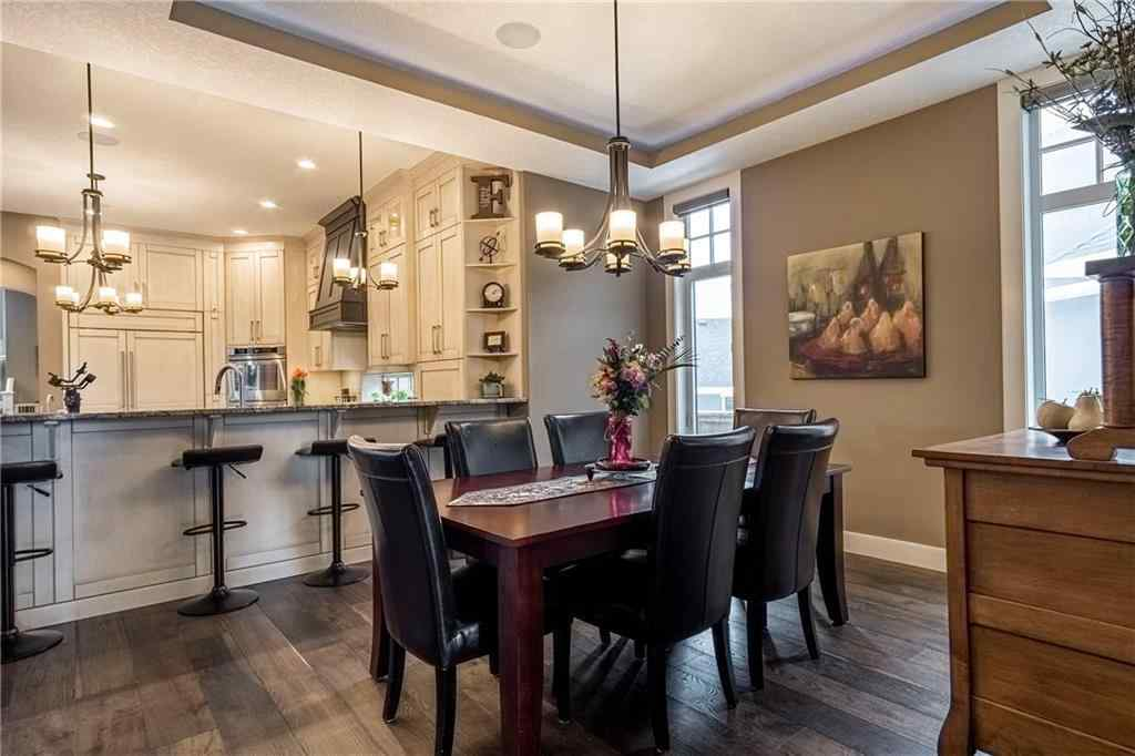 MLS® # C4289184 - 38 COOPERSTOWN Court SW in Coopers Crossing Airdrie, Residential Open Houses