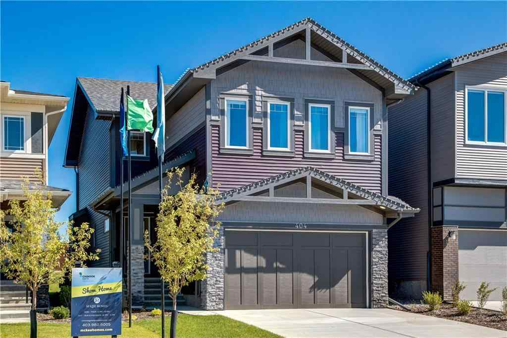 MLS® #C4292831 - 404 CHINOOK GATE Square SW in Chinook Gate Airdrie, Residential Open Houses
