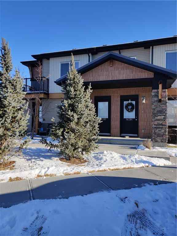 MLS® # C4294316 - Unit #14205 2781 CHINOOK WINDS Drive SW in Prairie Springs Airdrie, Residential Open Houses