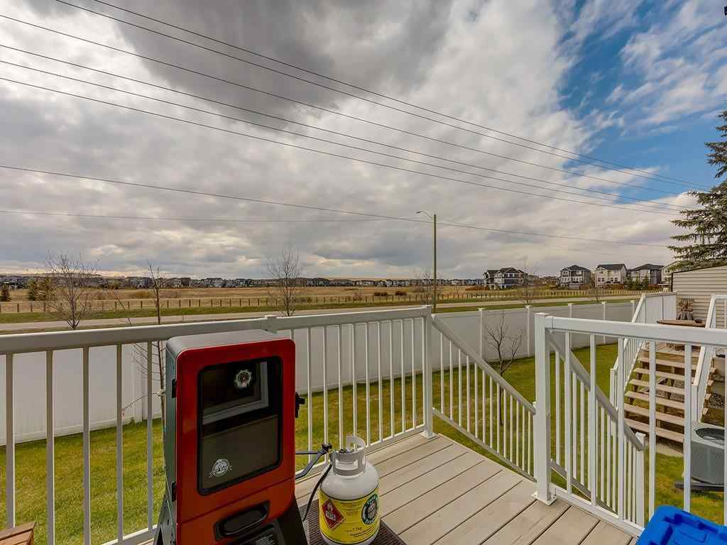 MLS® # C4296120 - Unit #9 12 SILVER CREEK Boulevard NW in Silver Creek Airdrie, Residential Open Houses