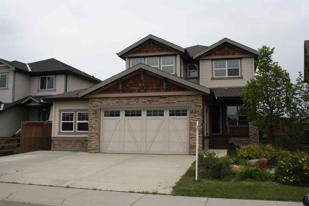 MLS® # C4297084 - 1468 KINGS HEIGHTS Boulevard SE in Kings Heights Airdrie, Residential Open Houses