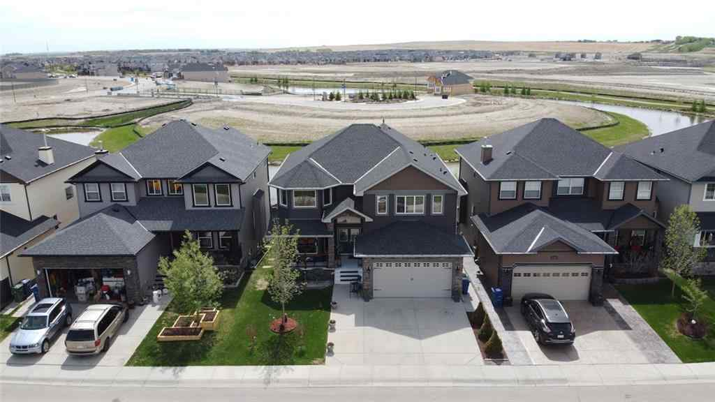 MLS® # C4299512 - 1105 CHANNELSIDE Drive SW in Canals Airdrie, Residential Open Houses