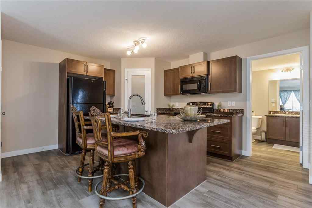MLS® # C4300656 - Unit #2106 2781 CHINOOK WINDS Drive SW in Prairie Springs Airdrie, Residential Open Houses