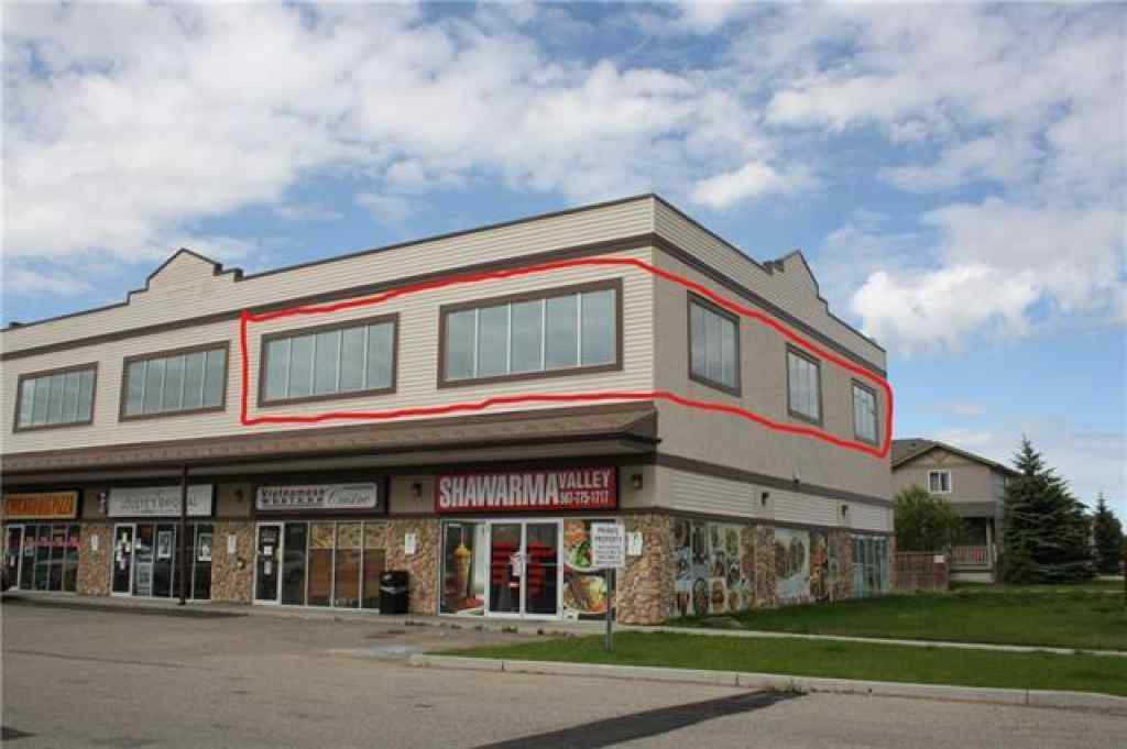 MLS® # C4302608 - Unit #209 2002 LUXSTONE Boulevard SW in Luxstone Airdrie, Commercial Open Houses