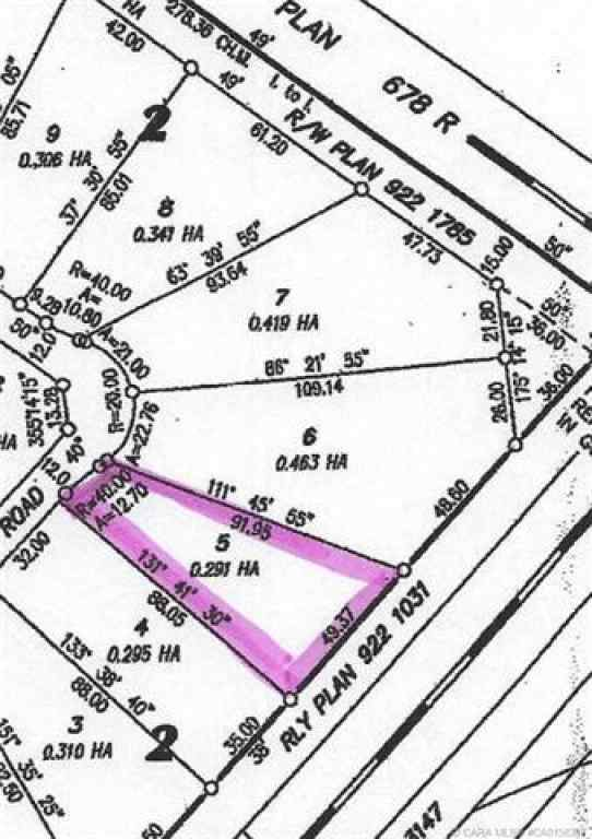 MLS® # CA0158397 - Lot 5 44 Avenue Close  in  Alix, Land Open Houses