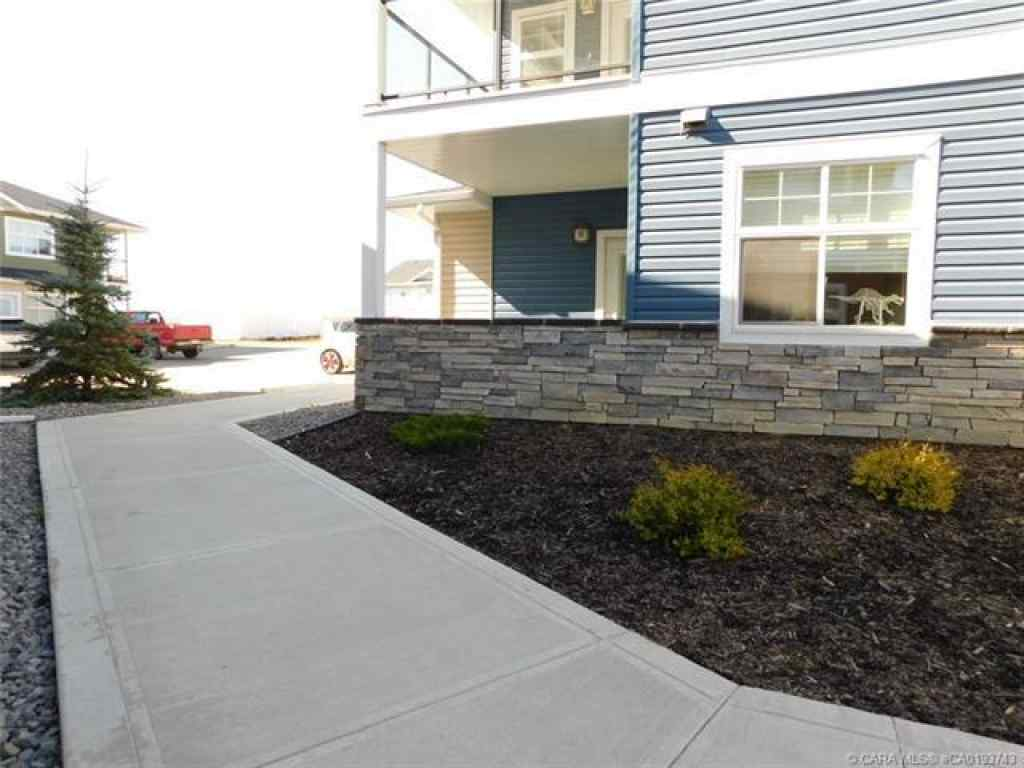 MLS® # CA0193743 - Unit #G4 5300 Vista Trail  in Valley Ridge Blackfalds, Residential Open Houses