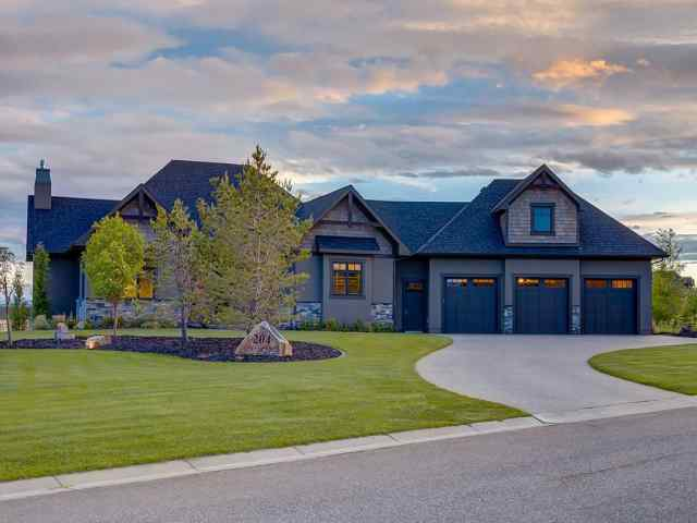 204 October Gold Way in Elbow Valley West Rural Rocky View County MLS® #A1014188
