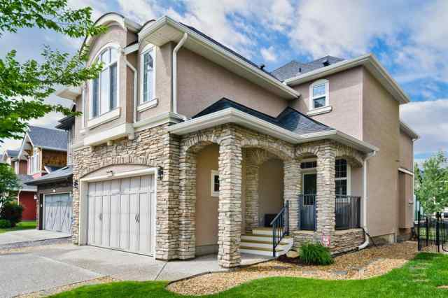 214 COOPERSTOWN  LANE SW in Coopers Crossing Airdrie MLS® #A1016993