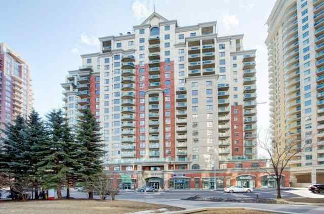 1211, 1111 6 Avenue SW in Downtown West End Calgary