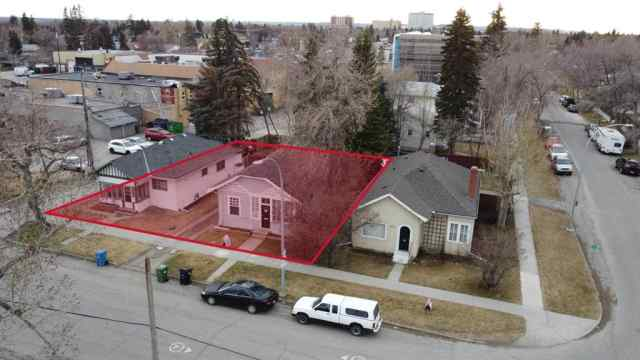 1713-1717 2 Street NW in Mount Pleasant Calgary MLS® #A1017582